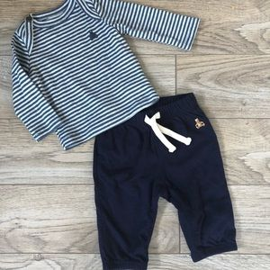 0-3M Boys Baby Gap Outfit